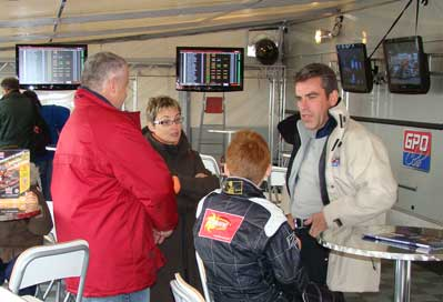 Le motorhomevip tr s appr ci sur les gpo karting news for Karting interieur
