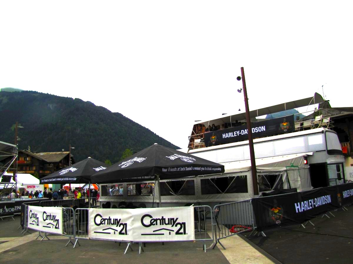 photo Motorhome VIP Morzine